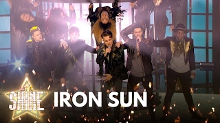 Iron Sun perform 'Born This Way' by Lady Gaga - Let It Shine - BBC One