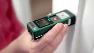 Bosch Entfernungsmesser Plr 15 : Bosch plr 15 smart measuring device