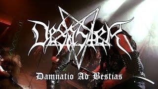 DESASTER - Damnatio Ad Bestias