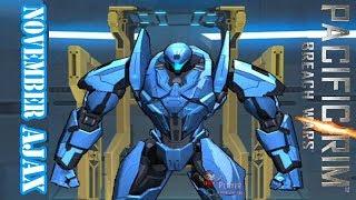 Pacific Rim: Breach Wars - November Ajax Mark -VI Jaeger Battle (ios/android gameplay) Video