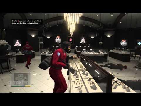 GTA 5 im Test / Review: Ein Kandidat für das Spiel des Jahre