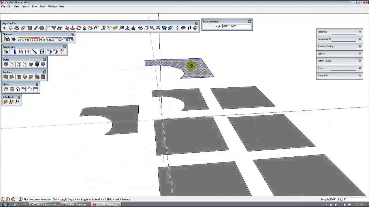 Sketchup Solar Design Introduction To Basics Of Sketchup