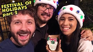 FESTIVAL OF HOLIDAYS 2017 Part 2 ft. Magic Journeys & Francis Dominic!