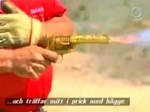 Bob munden world fastest gun record youtube