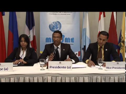 Tutorial simulacros de Naciones Unidas del Ministerio de Educación RD