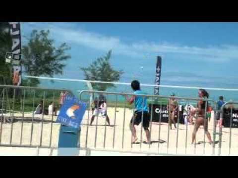 MOVIE | インド洋ビーチテニスツァー