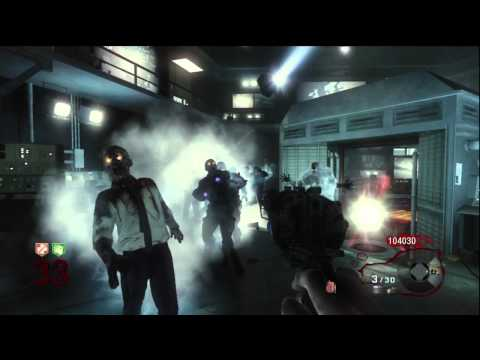 CoD: Black Ops - The Zombie Slayer on Lvl.33 on 'Five' Music Videos