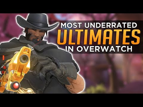 Top 5 MOST Underrated Ultimates in Overwatch