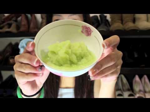 DIY: Cucumber Face Mask & Toner