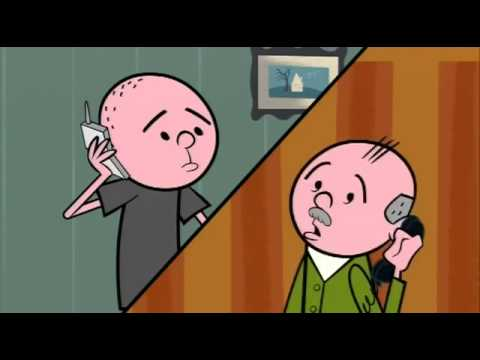 Karl Pilkington on Furniture