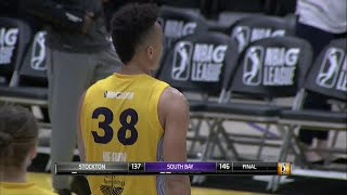 South Bay Lakers vs. Stockton Kings - Condensed Game