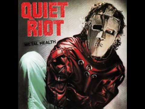 Quiet Riot - Loves A Bitch