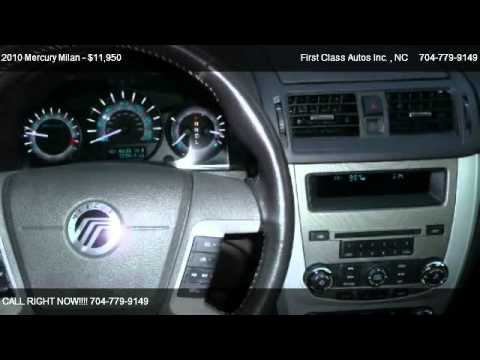 2010 Mercury Milan I4 - for sale in Denver, NC 28037