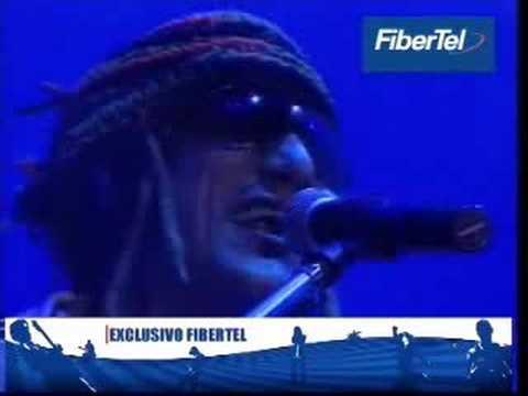 Intoxicados - No Tengo Ganas - Vivo - Pepsi Music 2007