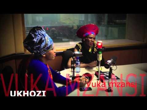 Vuka Mzansi Breakfast Show Okhozini Fm video