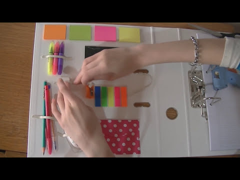 Organiza tu carpeta/cuaderno - Tutoriales Belen