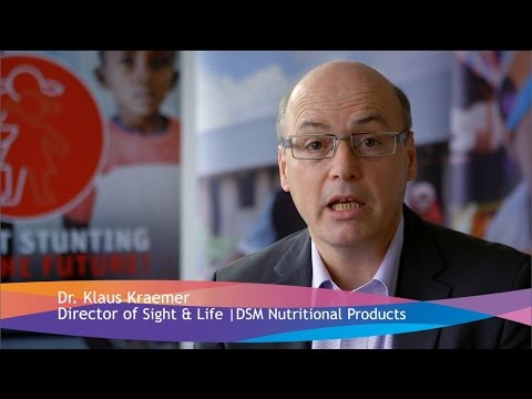 'Breaking the vicious cycle of poverty and malnutrition'