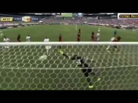 Inter Milan vs AS Roma 2:0 All Goals & Highlights 02.08.2014