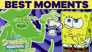 Best of the Flying Dutchman 👻 Top 7 Moments | SpongeBob Squarepants | #TBT