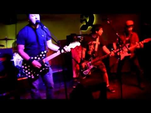 UNCOMFORTABLES - Live at Chameleon with Greg Ginn 7/22/12