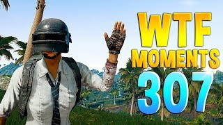 PUBG Daily Funny WTF Moments Highlights Ep 307