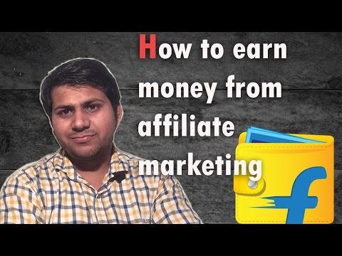 How to earn money from affiliate marketing | what is affiliate program-A Beginner's Guide