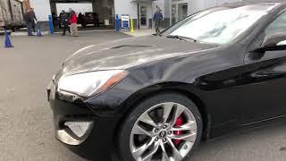2016 Hyundai Genesis Coupe Danbury, Brookfield, Ridgefield, New Milford, New Fairfield, CT 70506A