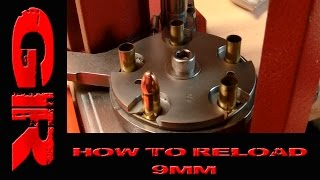 How to #13: Reload 9mm Ammunition
