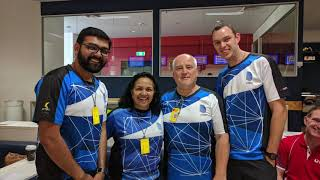 DWS Group at the 2017 Australian Corporate Games