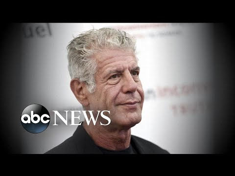 Stunning new details in the death of celebrity chef Anthony Bourdin