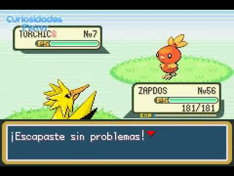 [HACK] Bosque Secreto en Casa de Bill - Pokémon Rojo Fuego
