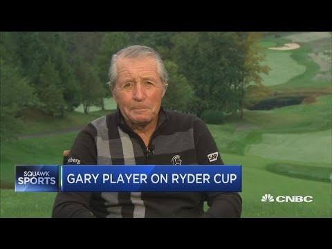 Golf legend Gary Player talks Ryder Cup