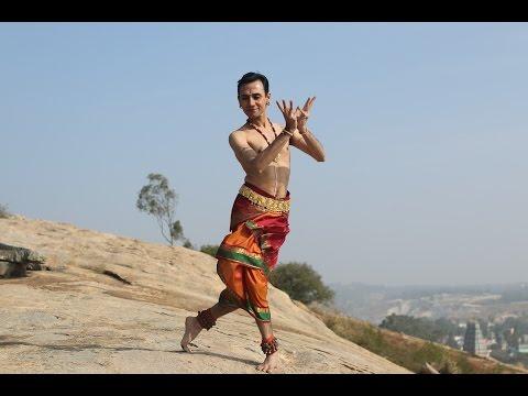 Praveen Kumar - Bharatanatyam dancer