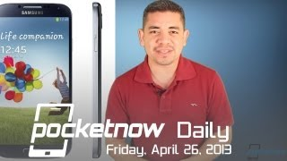 Waterproof Galaxy S 4 Active, Snapdragon 800 Up Next, ASUS Fonepad Unboxing & More - Pocketnow Daily