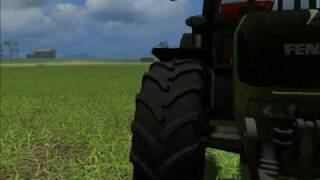 Strautmann, Kurzschnittladewagen, Giga, Vitesse, III, DO, Dou, plus, Landwirtschafts, Simulator, 2011, Fendt, 930, Vario, Video Game