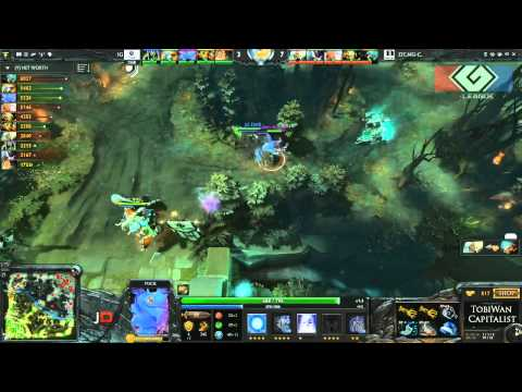 DT vs iG Game 1 - G-League Group Stage DOTA 2 - Tobiwan & TheCapitalist