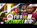 TOTY EXPLOSION!!! FIFA 18 ULTIMATE ROAD TO GLORY! #52 - #FIFA18 Ultimate Team