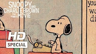 Snoopy and Charlie Brown: The Peanuts Movie |