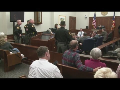 RAW: Richard Beasley sentenced