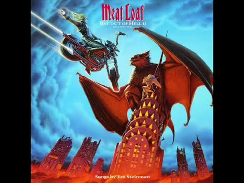 Meat Loaf - Objects in the Rear View Mirror May Appear Closer They Are