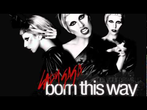 Lady Gaga - Born This Way (Ballad Version)