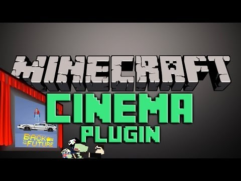 Cinema Bukkit Plugin Minecraft 1.7.9 | German| | Tutorial |