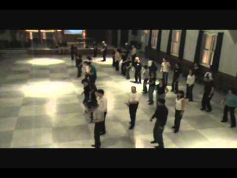 Cours de danse en ligne intermédiaire