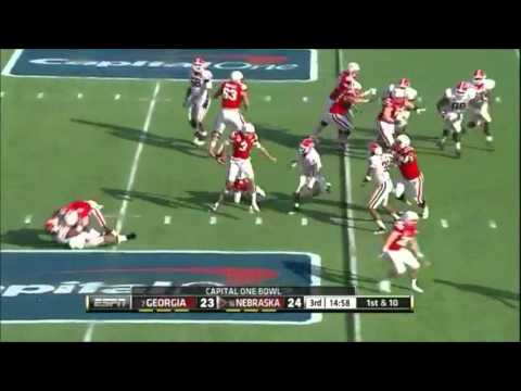 Alec Ogletree Official UGA Highlight Tape