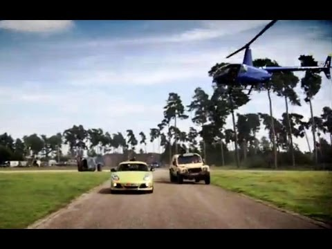 Ultimate Movie Car Chase - Top Gear at the Movies