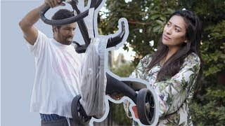 How NOT to Build a Stroller | Shay Mitchell