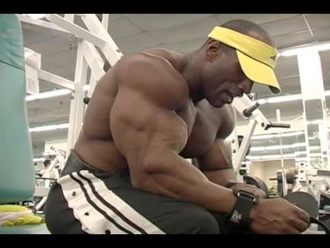 Ifbb Pro Bodybuilder Darrem Charles - Titan Part 5 video