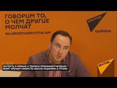 Эксперты в Ереване и Тбилиси прокомментировали визит премьер-министра Никола Пашиняна в Грузию
