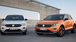 All-New Volkswagen T-Roc Compact SUV