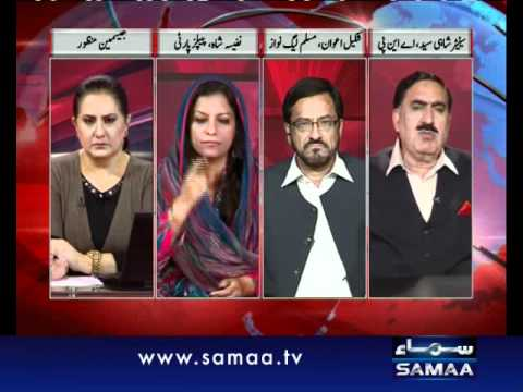 Tonight with Jasmeen, Jul 05, 2012 SAMAA TV 2/3
